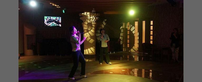 Soirée karaoké dansant au Verdon café