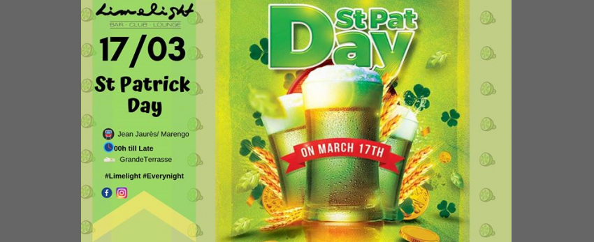 St Partick Day 2019