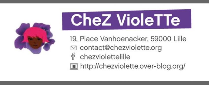 Joyeuse permanence de Chez Violette