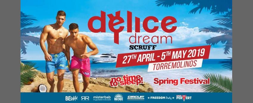 DELICE DREAM 9 with Scruff