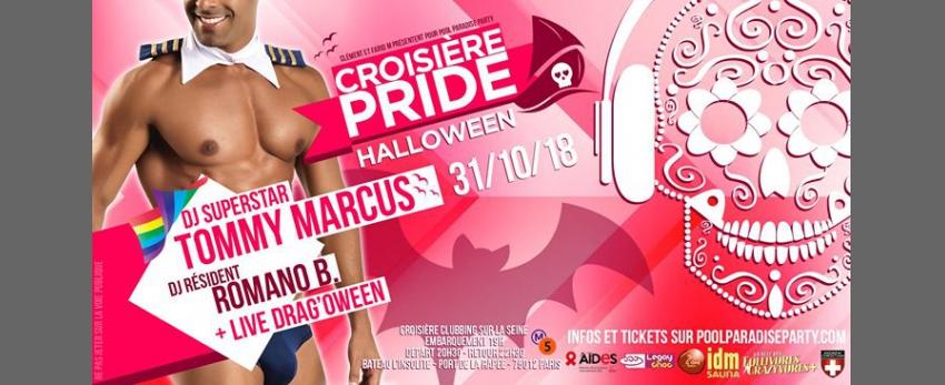 Croisière Pride Halloween