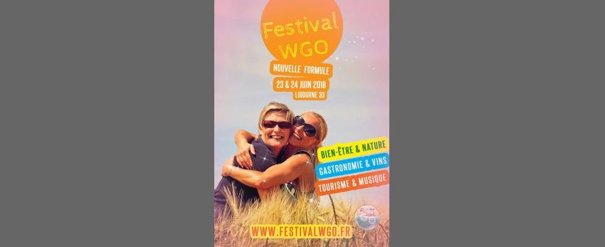 Festival WGO 23.24 juin 2018 | 100% femmes