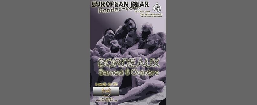 European Bear Rdv au Sauna Saint Jean