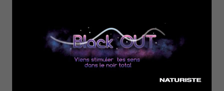 Black Out at Sauna Saint Jean