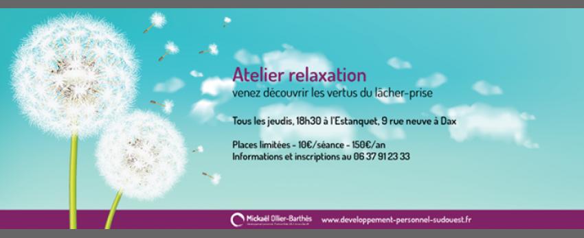 Relaxation-Sophrologie @Estanquet