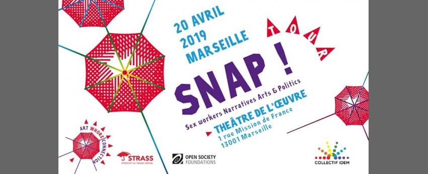 SNAP Tour à Marseille