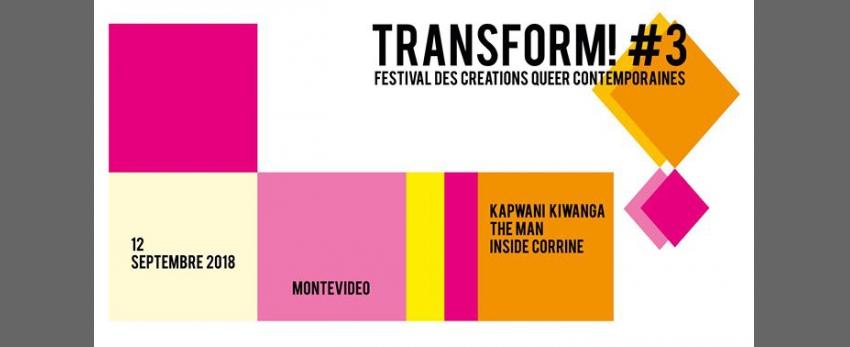 Transform! #3 / Acte 4 - 12 sept - Montévidéo centre d'art