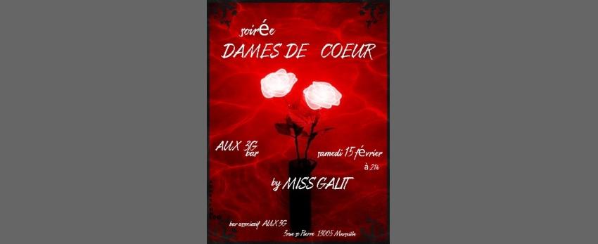 Soirée Dames de Coeur par Miss GALIT