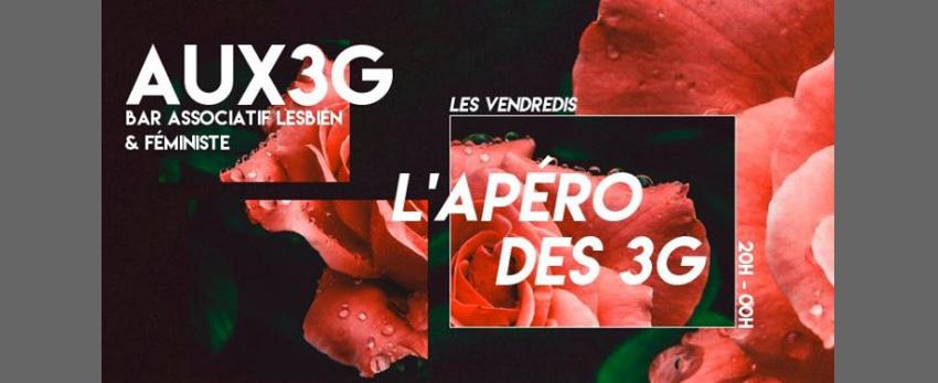 L'Apéro des 3G