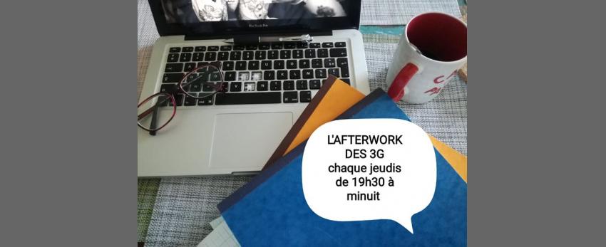 L'Afterwork des 3G