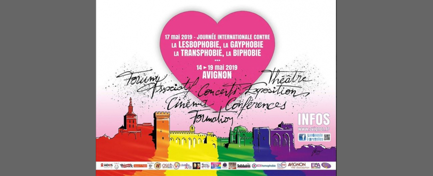 Idahot journée concert et forum associatif 18 mai à Avignon