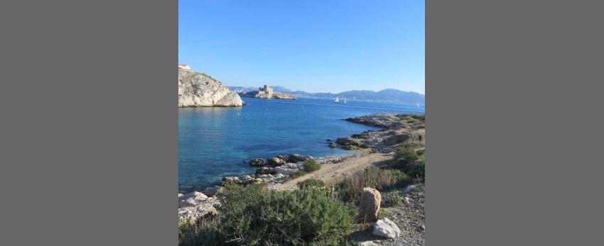 """WE Frioul - détente, plage, activités """"outdoor"""" (non-mixte)"""