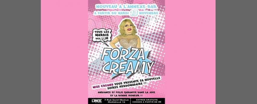 A partir du Mardi 13 Novembre 2018 - Miss Creamy