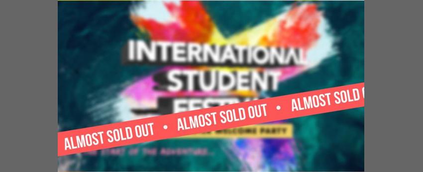 International Student Festival I Marseille