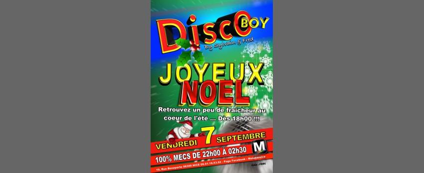 Discoboy Spécial NOEL
