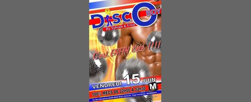 Discoboy