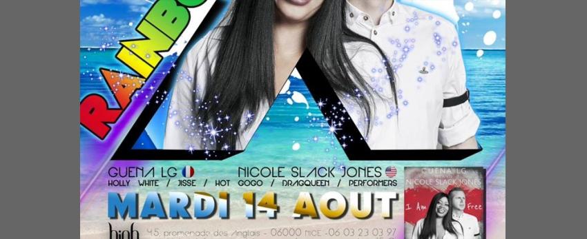 RainboWorld X anniversary feat Guena LG & Nicole Slack Jones