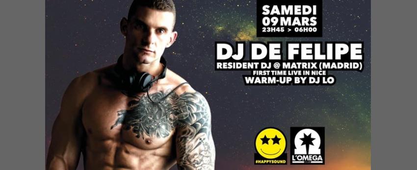 Happy Sound by DJ DE FELIPE from Madrid