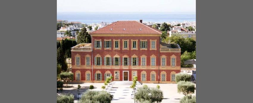 Visite du Musée Matisse et de l'exposition temporaire