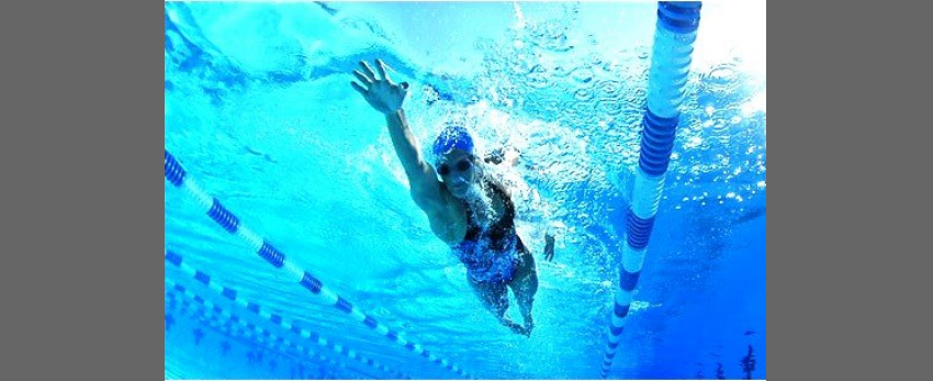Natation en piscine