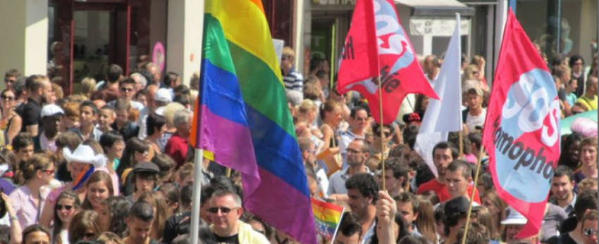 SOS Homophobie - Dauphiné Alpes