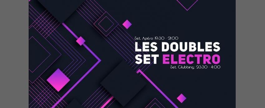 Les Doubles Set Electro