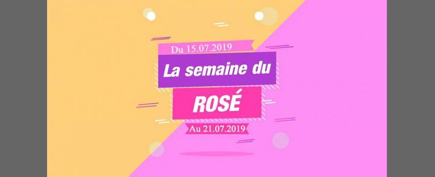 La Semaine du Rosé