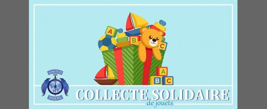 Collecte de jouets Solidaire
