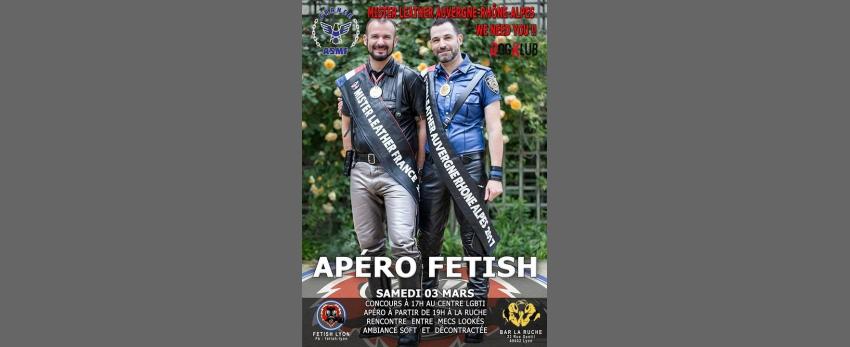 Apéro-Fétish Samedi FL-69