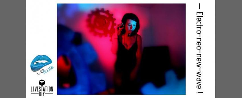 Le Vendredi :: Before Club DJ Set :: Les Yeux Noirs (Lab'Elles)