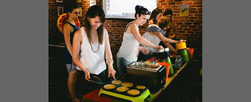 The New Live Brunch -