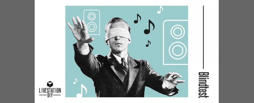 Blindtest : le mardi DJ Mistafly !