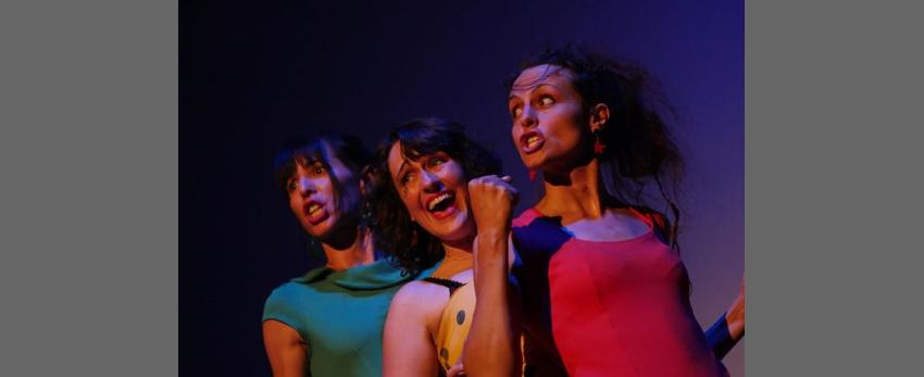 Le mercredi Live :: Trio Cosmos: Guillotière CosmicTour 2e Edit