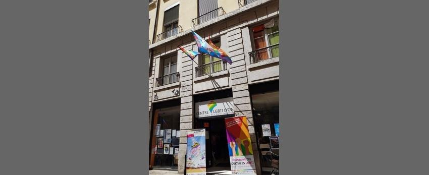 Salon BD/Manga LGBT+ Lyon 2020