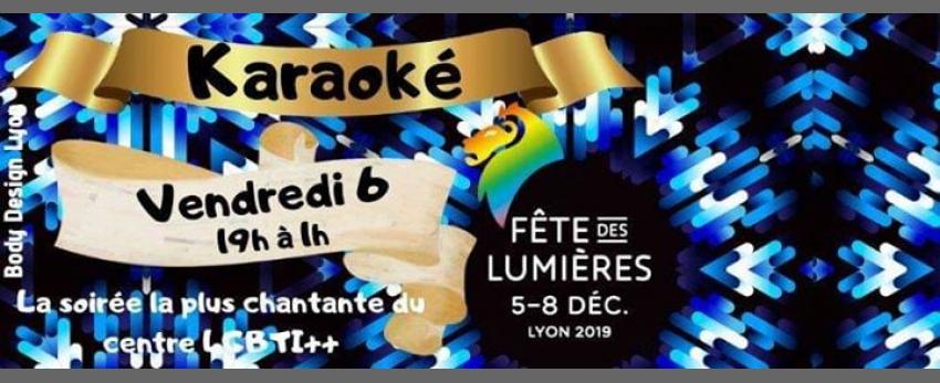 Soirée Karaoké 6 décembre