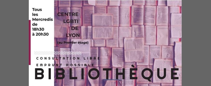 Bibliothèque du Centre LGBTI