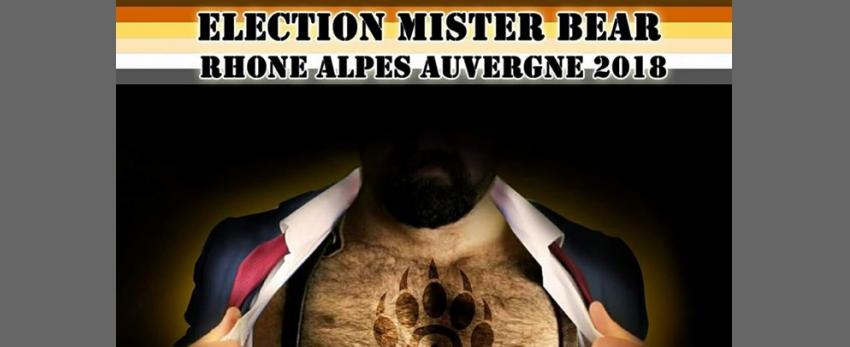 Mr Bear Rhône-Alpes-Auvergne Election