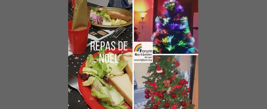 Repas de Noël FGL Complet