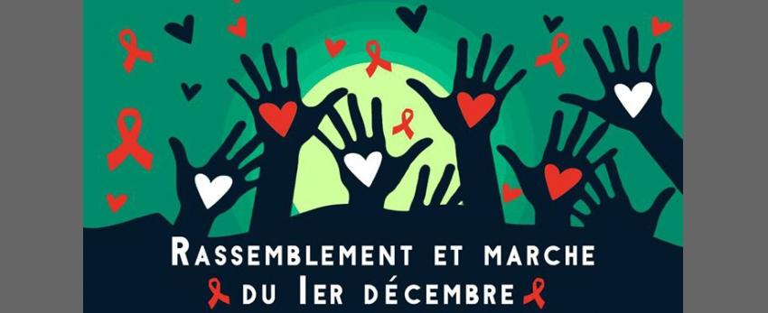 Rassemblement et Marche du 1er décembre 2018
