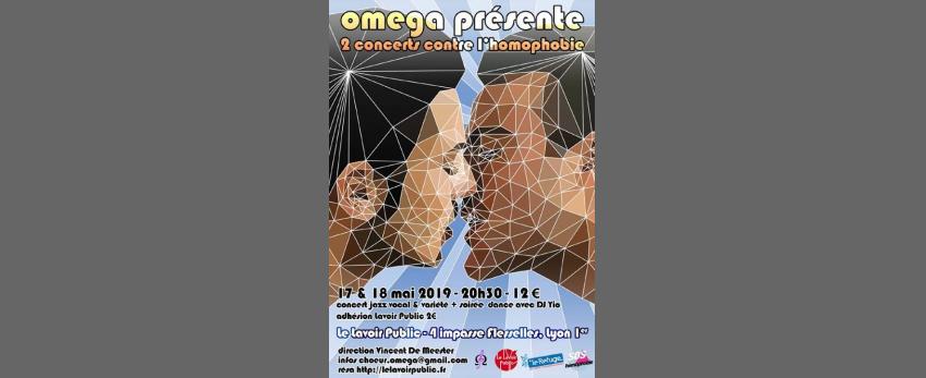 2 Concerts Contre l'Homophobie