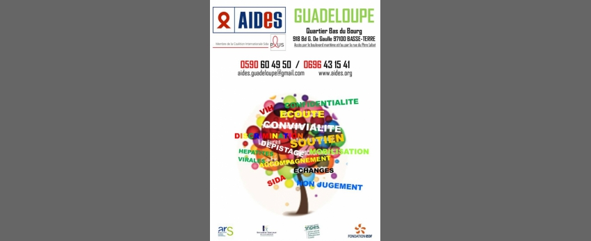 AIDES Guadeloupe