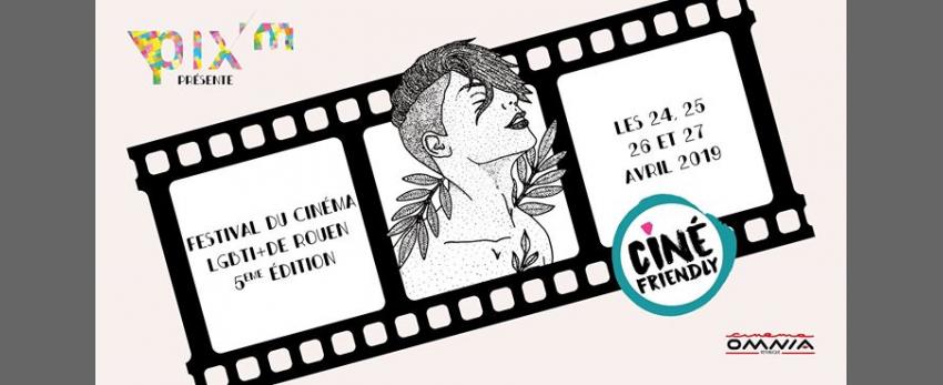 Ciné Friendly : 5ème Édition 24-27 avril