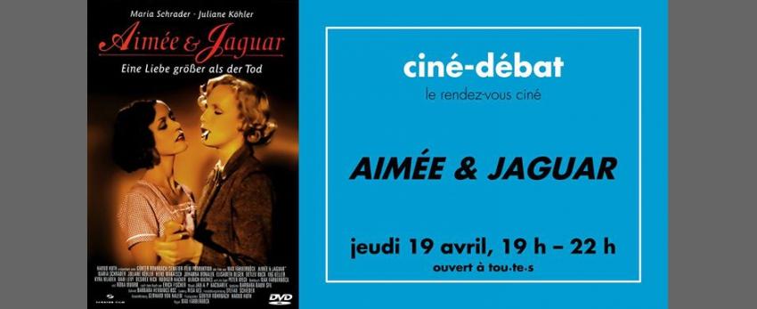 Ciné-débat : Aimée & Jaguar