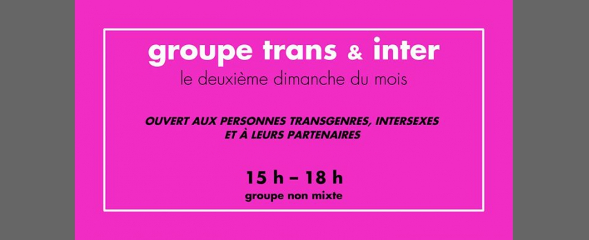 Groupe trans & inter