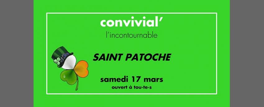 Convivial' : St Patoche