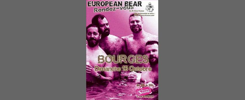 European Bear RDV à Bourges