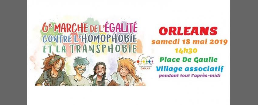 6e Marche de l'égalité contre l'homophobie et la transphobie