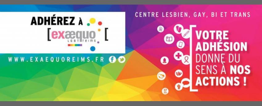 Centre LGBT de Reims (Exaequo)
