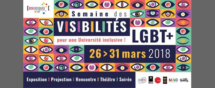 Semaine des Visibilités LGBT+