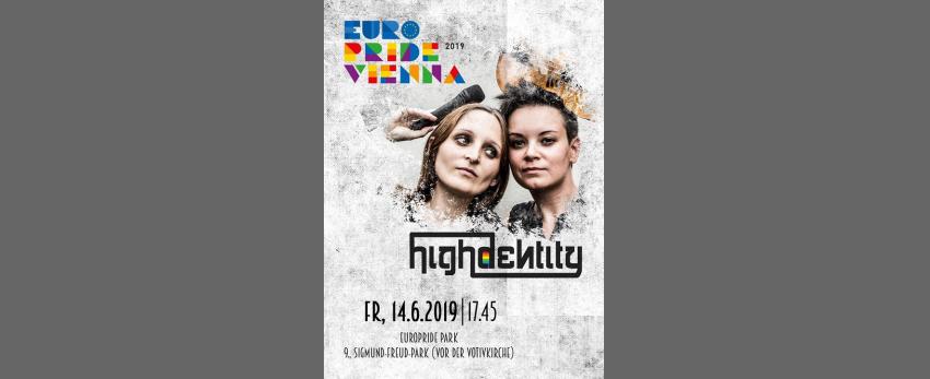 EuroPride 2019: Concert highdentity